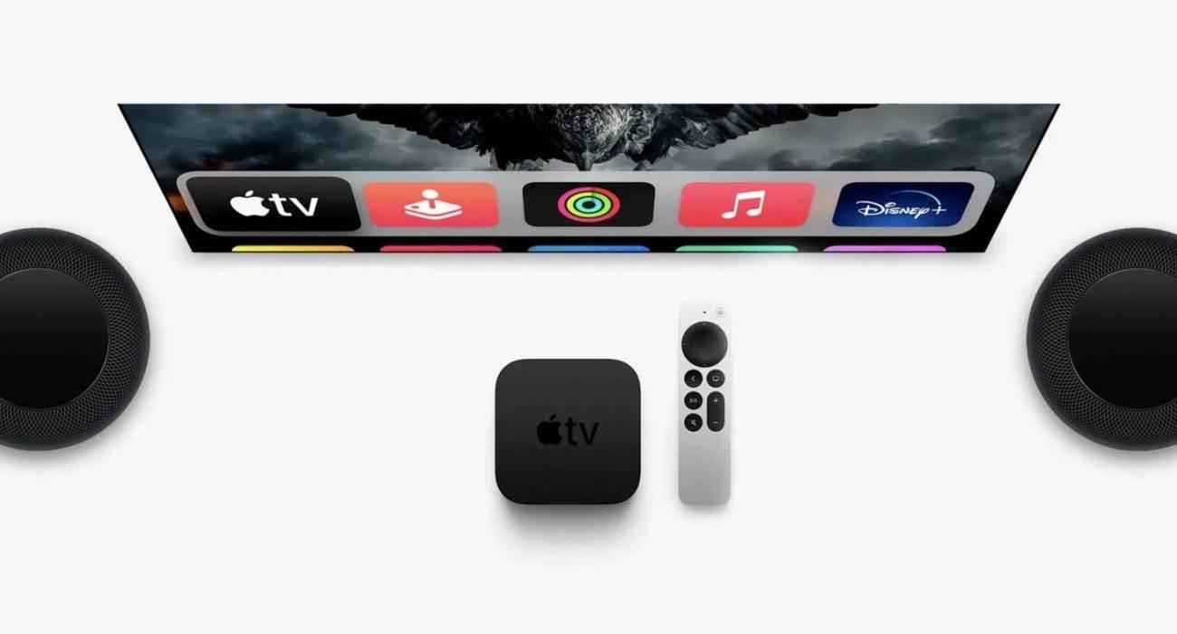 Aktualizacja oprogramowania oznaczona numerem 14.6 dostępna dla użytkowników Apple TV i HomePod polecane, ciekawostki zmiany, Update, tvOS 14.6, Nowości, HomePod 14.6, Aktualizacja  iOS 14.6, iPadOS 14.6 i watchOS 7.5 to nie jedyne systemy wydane w dniu wczorajszym. Użytkownikom Apple TV i inteligentnych głośników Apple wydane zostały systemy tvOS 14.6 i HomePod 14.6. AppleTV