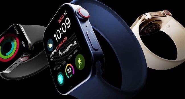 Apple Watch Series 7 będzie miał płaskie ramki podobne do iPhone'a 12 polecane, ciekawostki Wideo, Apple Watch Series 7, Apple  Jak podaje John Prosser wygląd Apple Watch Series 7 zmieni się i to bardzo mocno. SmartWatch będzie miał płaski ramki podobne do tych w iPad Pro i iPhone 12. AppleWatchSeries7 650x350