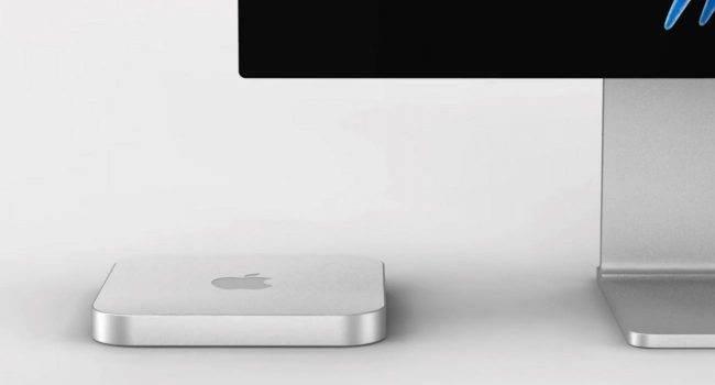 Tak ma wyglądać Mac mini 2021 polecane, ciekawostki Mac mini z procesorem M1X, Mac mini z czipem M1, Mac mini z Apple M1X, Mac mini 2021  Informator i bloger YouTube John Prosser pokazał w swoim nowym filmie, jak będzie wyglądał nowy Mac mini 2021, i ujawnił jego główne cechy. MacMini2021 650x350