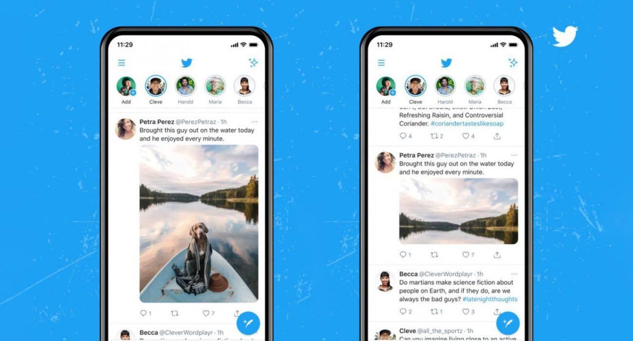 Twitter przestał ?przycinać? zdjęcia w aplikacji na iOS polecane, ciekawostki Twitter, obrazy, iOS  Serwis mikroblogowania Twitter zmienił wczoraj podgląd zdjęć, grafik, obrazów w swojej aplikacji na iOS - teraz zdjęcia i grafiki nie są przycinane. Twitter obrazy