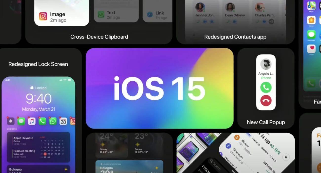 Apple udostępnia iOS 15 i iPadOS 15  Relase Candidate ciekawostki iPadOS 15 Relase Candidate, iOS 15 Relase Candidate, iOS 15 golden master, iOS 15 GM, golden master, download  Skoro finalna wersja iOS 15 i iPadOS 15 ma pojawić się w najbliższy poniedziałek, to dziś Apple musiało wypuścić wersje Relase Candidate. iOS15 1
