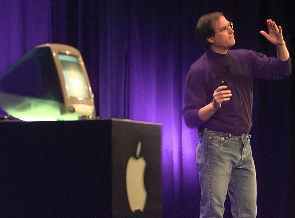 Dlaczego Apple wypuściło fioletowego iPhone'a 12? Powody są co najmniej cztery polecane, ciekawostki iPhone 12, fioletowy iPhone 12, Apple  Zastanawialiście się dlaczego Apple wypuściło fioletowego iPhone 12? Powody takiej decyzji są co najmniej cztery. Jakie? Zobaczcie sami. jobs purple 1