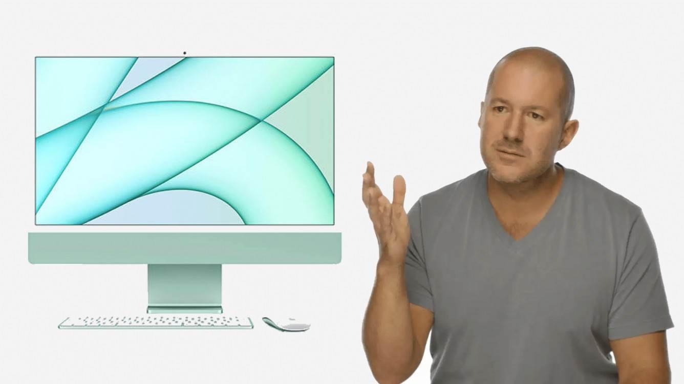Jony Ive brał udział w projektowaniu nowego iMaca z procesorem M1 polecane, ciekawostki Jony Ive, iMac z procesorem M1, iMac z M1  Mimo odejścia z firmy w 2019 roku były główny projektant Apple, Jony Ive, był zaangażowany w rozwój nowego 24-calowego iMaca.  m1 imac jony ive
