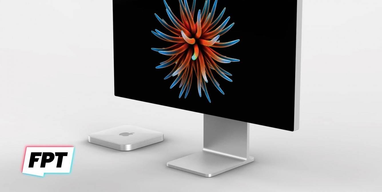 Tak ma wyglądać Mac mini 2021 polecane, ciekawostki Mac mini z procesorem M1X, Mac mini z czipem M1, Mac mini z Apple M1X, Mac mini 2021  Informator i bloger YouTube John Prosser pokazał w swoim nowym filmie, jak będzie wyglądał nowy Mac mini 2021, i ujawnił jego główne cechy. macmini2021 1