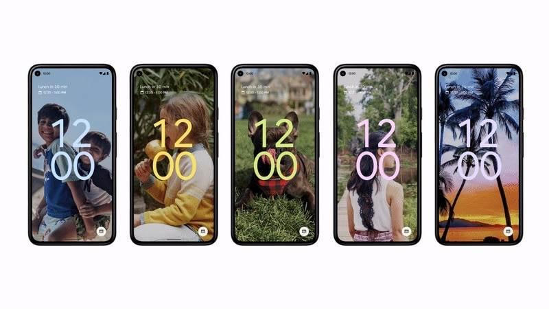 10 funkcji z Android 12, które chcielibyśmy zobaczyć w iOS 15 polecane, ciekawostki iOS 15, Apple, Android 12  WWDC 2021 już za kilka dni. Co zaskakujące, niewiele wiemy na temat nowego systemu iOS 15 dla iPhone'a, poza funkcją monitorowania jedzenia i zmianach w Centrum Sterowania.  A12 ekran