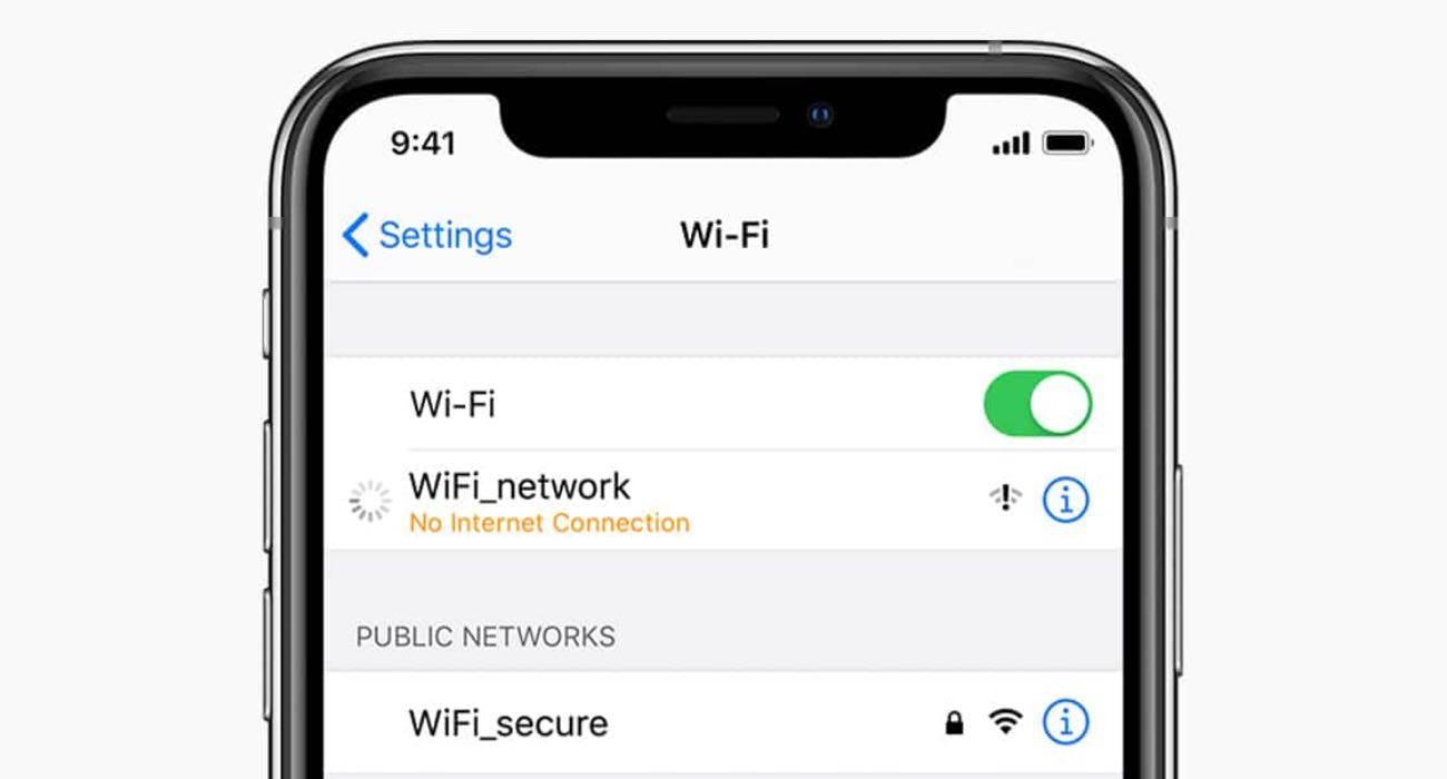 iOS 14.7 naprawia błąd, który wyłączał Wi-Fi polecane, ciekawostki Wi-Fi, iPhone, iPad, błąd wi-fi  Najnowsza wersja beta iOS i iPadOS 14.7 naprawia błąd, który wyłączał połączenie Wi-Fi, jeśli użytkownik łączył się  z sieciami bezprzewodowymi o określonych nazwach, takich jak ?% p% s% s% s% s% n?. WiFi