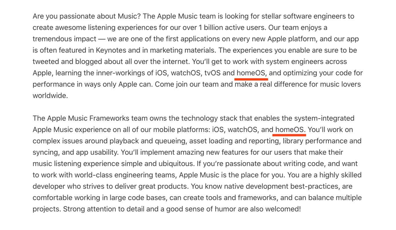 homeOS - nadchodzi nowy system Apple polecane, ciekawostki System Apple, homeOS, co to jest homeOS, Apple  Wygląda na to, że firma Apple pracuje nad nowym systemem, który nazywać się będzie homeOS. Więcej na temat nowej wersji OS być może pojawi się już na WWDC 2021. homeOS