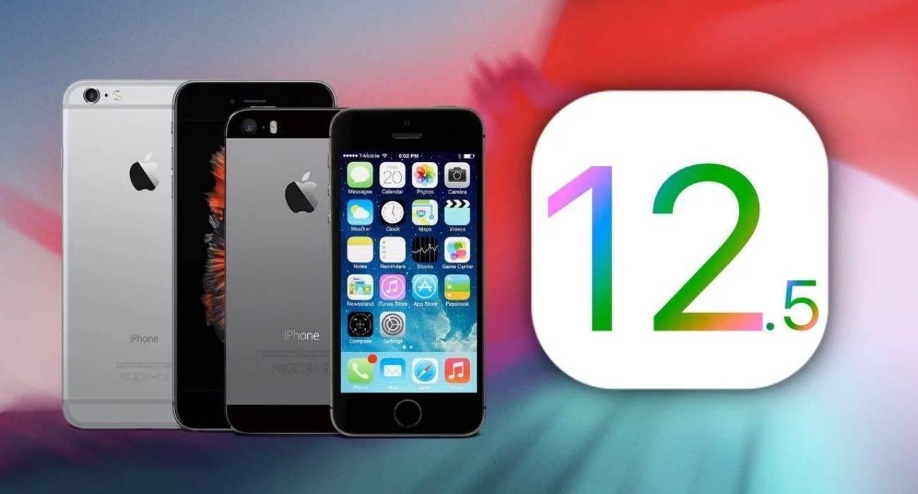 Apple wypuszcza iPadOS   iOS 12.5.5 dla starszych urządzeń ciekawostki lista zmian, iPadOS 12.5.5, iOS 12.5.5, Aktualizacja  Miła niespodzianka dla użytkowników starszych iUrządzeń. Właśnie Apple udostępniło im iOS 12.5.5 i iPadOS 12.5.5.  iOS12.5