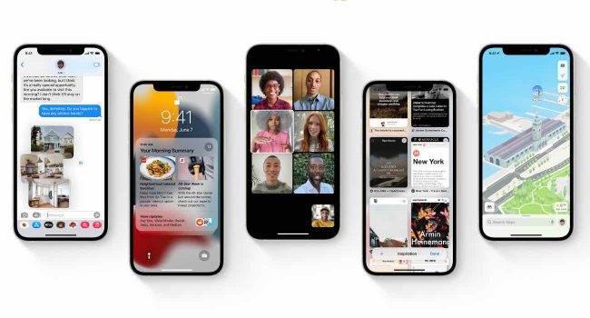 Apple wypuszcza iOS 15.1 Release Candidate - co nowego? ciekawostki Update, release Candidate, iPadOS 15.1 RC, iOS 15.1 RC, co nowego w iOS 15.1 RC, Apple, Aktualizacja  Dobre wieści dla deweloperów. Właśnie w menu Uaktualnienia w Waszych iUrządzeniach pojawiła się najprawdopodobniej finalna wersja iOS 15.1 oraz iPadOS 15.1. Co nowego? Poniżej lista zmian. iOS15 1 1 650x350