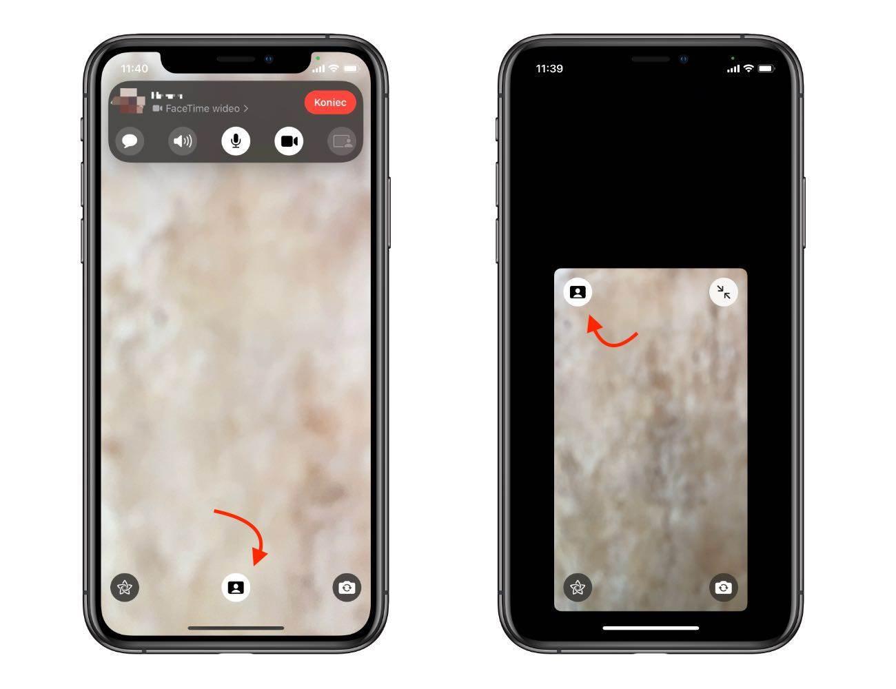 iOS 15, jak włączyć tryb portretowy w FaceTime polecane, ciekawostki tryb portretowy, rozmycie tła, iPhone, iOS 15, FaceTime  W FaceTime w iOS 15 pojawiło się sporo nowych funkcji. Jedną z nich jest funkcja Portret. Jak zatem włączyć tryb portretowy? iOS15 facetime 2