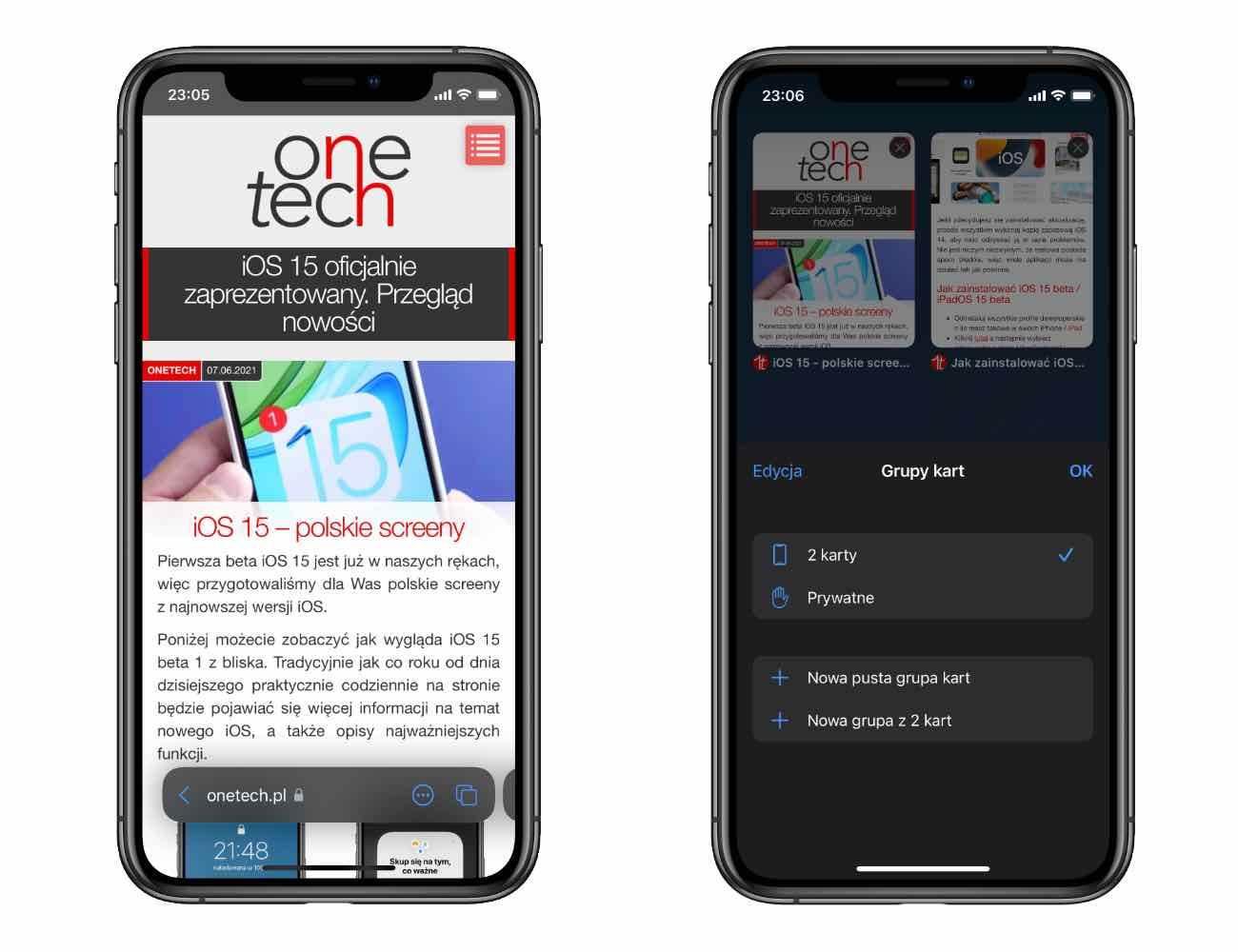 iOS 15 - polskie screeny polecane, ciekawostki zrzuty ekranu, screeny, polskie screeny z iOS 15, jak wygląda iOS 15, iOS 15 screeny, iOS 14 screeny, iOS, Apple  Pierwsza beta iOS 15 jest już w naszych rękach, więc przygotowaliśmy dla Was polskie screeny z najnowszej wersji iOS. iOS15beta1 12