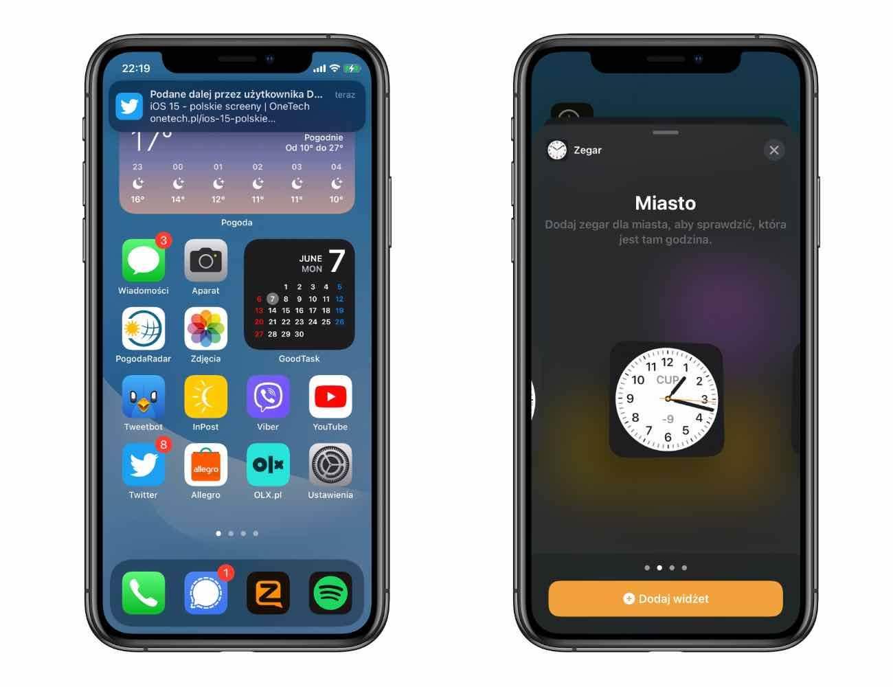 iOS 15 - polskie screeny polecane, ciekawostki zrzuty ekranu, screeny, polskie screeny z iOS 15, jak wygląda iOS 15, iOS 15 screeny, iOS 14 screeny, iOS, Apple  Pierwsza beta iOS 15 jest już w naszych rękach, więc przygotowaliśmy dla Was polskie screeny z najnowszej wersji iOS. iOS15beta1 9