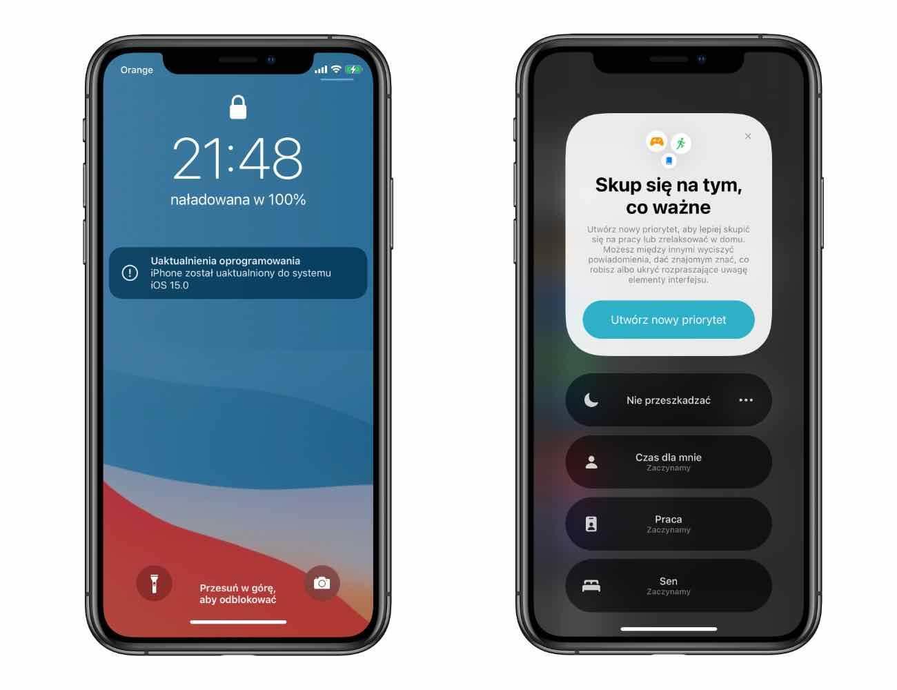 iOS 15 - polskie screeny polecane, ciekawostki zrzuty ekranu, screeny, polskie screeny z iOS 15, jak wygląda iOS 15, iOS 15 screeny, iOS 14 screeny, iOS, Apple  Pierwsza beta iOS 15 jest już w naszych rękach, więc przygotowaliśmy dla Was polskie screeny z najnowszej wersji iOS. iOS15beta1