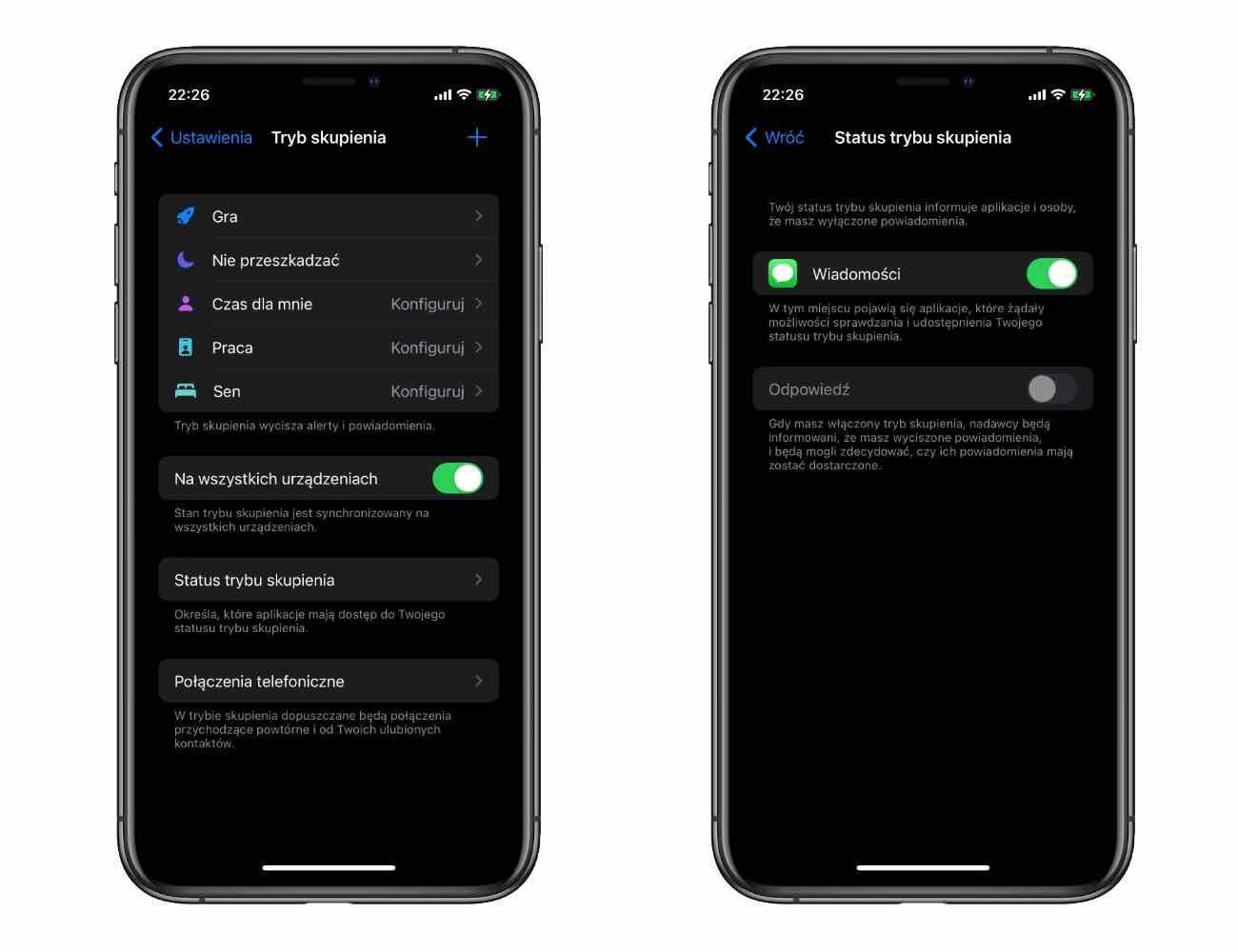 iOS 15 - polskie screeny polecane, ciekawostki zrzuty ekranu, screeny, polskie screeny z iOS 15, jak wygląda iOS 15, iOS 15 screeny, iOS 14 screeny, iOS, Apple  Pierwsza beta iOS 15 jest już w naszych rękach, więc przygotowaliśmy dla Was polskie screeny z najnowszej wersji iOS. iOSbeta15 11