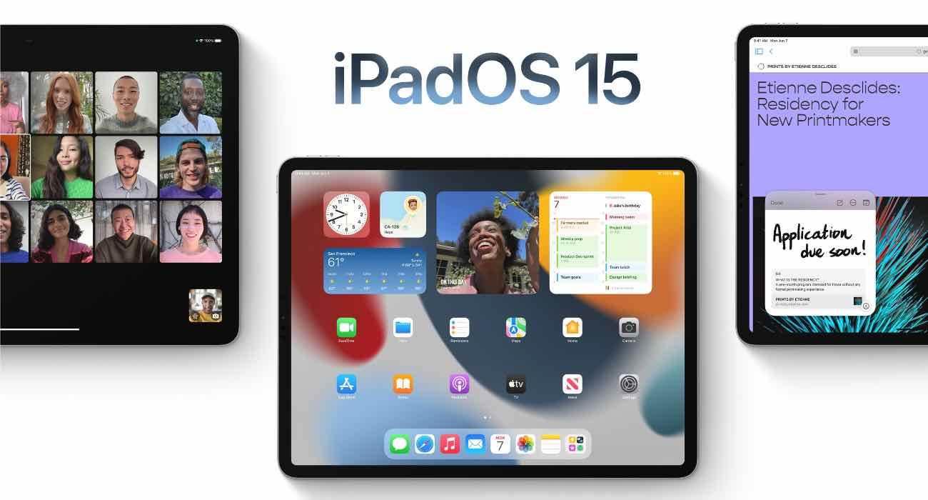 iPadOS 15 - oficjalna lista zmian i nowości ciekawostki oficjlana lista nowosci w ipados 15, oficjalna lista zmian, lista zmian, iPadOS 15, co nowego w ipadOS 15  Oficjalna lista zmian w iOS 15 jest już znana, więc teraz przyszedł czas na prezentacje wszystkich zmian i nowości w systemie iPadOS 15, który zostanie oficjalnie wypuszczony już w najbliższy poniedziałek. iPadOS15 1 1