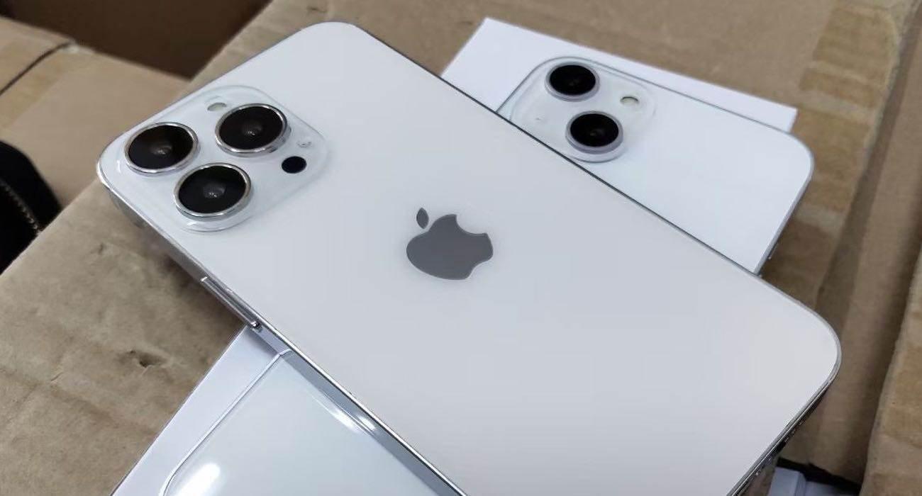 W sieci pojawiły się nowe zdjęcia atrap iPhone 13 / 13 Pro polecane, ciekawostki makiety, iPhone 13 Pro, iPhone 13, atrapy  W sieci pojawiły się nowe zdjęcia atrap iPhone 13 Pro i iPhone 13, która potwierdzają nowy układ kamer w podstawowej trzynastce i mniejszy notch. iPhone13Pro