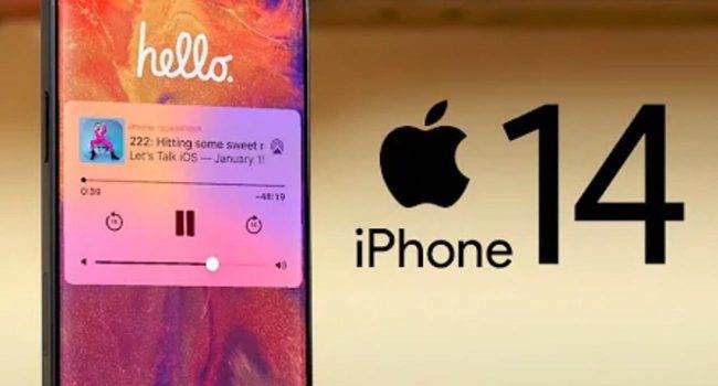 """Tak mniej więcej będą wyglądać """"dziury"""" w ekranie iPhone 14 ciekawostki jaki bedzie iphone 14, iPhone 14 Pro, iphone 14 na zdjeciu, iPhone 14, dziury w ekranie iphone 14  Jeszcze przed premierą linii smartfonów iPhone 13 w sieci pojawiły się pierwsze plotki na temat serii iPhone 14.  iPhone14 650x350"""