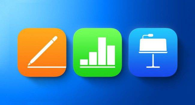 Apple aktualizuje swoje aplikacje biurowe Pages, Numbers i Keynote ciekawostki Update, iWork, Aktualizacja  Firma Apple wydała zaktualizowane wersje aplikacji Pages, Keynote i Numbers dla systemów iOS i macOS, dodając możliwość powiązania łączy do stron internetowych i innych informacji z różnymi formularzami i obiektami w dokumentach. iwork 650x350
