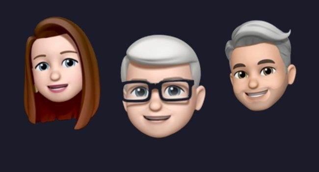 Dyrektorzy Apple stają się Memoji polecane, ciekawostki WWDC 2021, memoji, Apple  Na kilka godzin przed keynote otwierającym tegoroczne WWDC wszystkie zdjęcia profilowe kadry kierowniczej Apple na oficjalnej stronie internetowej i na profilach społecznościowych zostały przekształcone w Memoji. memoji 650x350