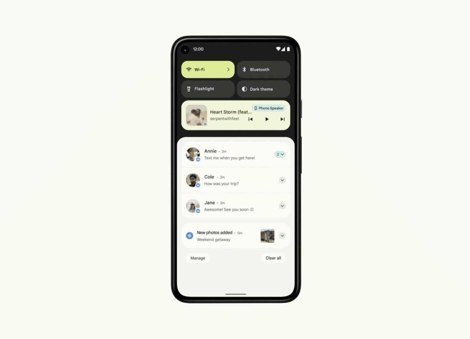10 funkcji z Android 12, które chcielibyśmy zobaczyć w iOS 15 polecane, ciekawostki iOS 15, Apple, Android 12  WWDC 2021 już za kilka dni. Co zaskakujące, niewiele wiemy na temat nowego systemu iOS 15 dla iPhone'a, poza funkcją monitorowania jedzenia i zmianach w Centrum Sterowania.  pow