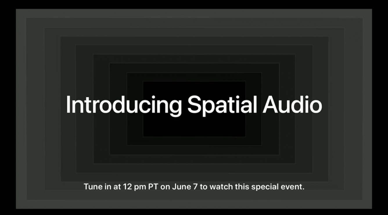 Apple zaprasza na specjalne wydarzenie związane z Apple Music polecane, ciekawostki konferencja, Apple music, Apple  Apple udostępniło w swoim serwisie muzycznym zaproszenie na specjalne wydarzenie Apple Music, które odbędzie się dziś, czyli 7 czerwca, po keynote otwierającym tegoroczne WWDC21. zaproszenie