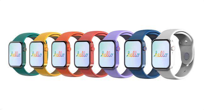 Apple Watch Series 7 będzie dostępny w dwóch zupełnie nowych rozmiarach ciekawostki apple watch series 7 rumors, apple watch series 7 rozmiar, apple watch series 7 premiera, apple watch series 7 leaks, apple watch series 7 kiedy, apple watch series 7 45 mm, apple watch series 7 41 mm, Apple Watch Series 7  Informator o pseudonimie UnclePan podzielił się informacjami o wzroście rozmiarów przyszłych smartwatchy Apple Watch Series 7 w chińskiej sieci społecznościowej Weibo. AppleWatch Series7 650x350