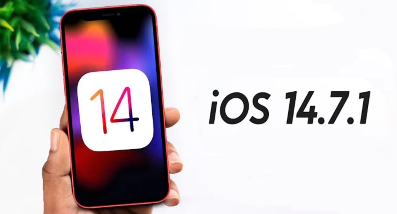 Apple przestało podpisywać systemy iPadOS | iOS 14.7.1 ciekawostki iPadOS 14.7.1, iOS 14.7.1, apple przestalo podpisywac ios 14.7.1  Dzień po wydaniu iOS 15 i iPadOS 15 Apple przestało podpisywać iOS 14.7.1 i iPadOS 14.7.1. Użytkownicy nie będą mogli już wrócić do starszej wersji systemu operacyjnego. iOS14.7.1 1