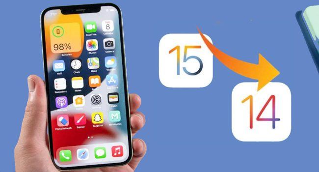 OneTech     iOS15 iOS14 650x350