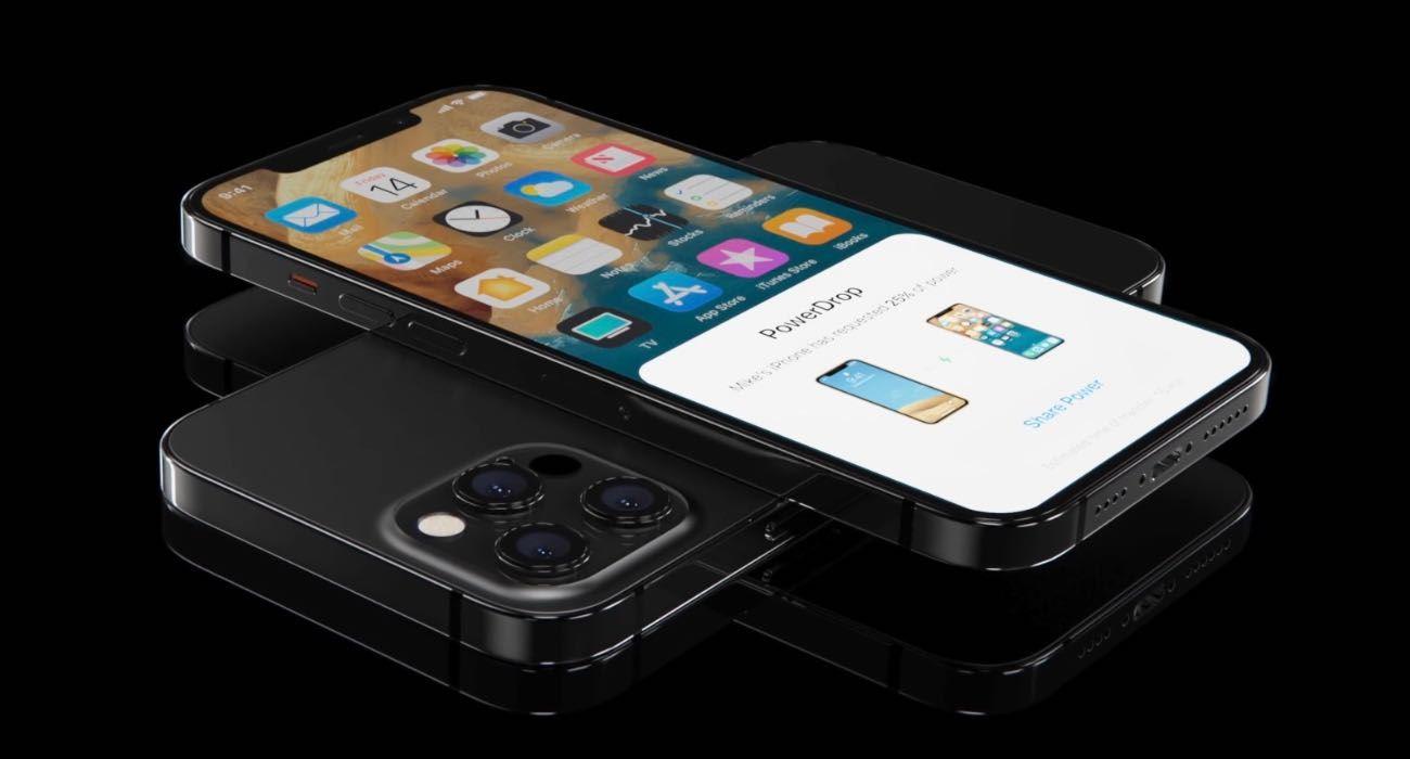 Apple zwiększy rozmiar cewki indukcyjnej w iPhone 12s ciekawostki odwrotne ładowanie, iPhone 12s Pro, iPhone 12s  Na pewno dobrze wszystkim znany informator Max Weinbach podzielił się nową informacją mówiącą o tym, że Apple planuje zainstalować większą bezprzewodową cewkę ładującą w przyszłych smartfonach z serii iPhone 12s, aby umożliwić odwrotne ładowanie. iPhone12sPro 1