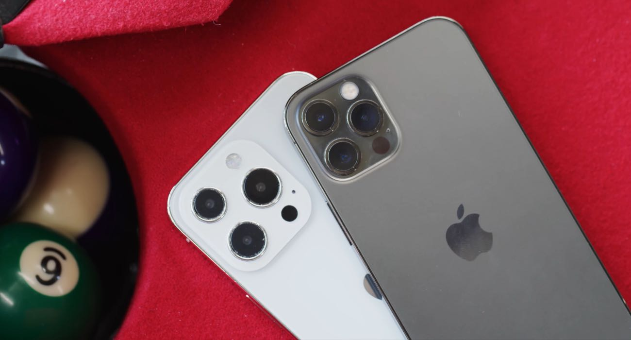 Mniejszy notch iPhone'a 13 pokazany na pierwszych zdjęciach. Jak Wam się podoba? ciekawostki mniejszy notch, mniejsze wciecie w ekranie, iPhone 13 Pro, iPhone 13  Prezentacja iPhone 13 i innych gadżetów firmy Apple już w najbliższy wtorek, więc w sieci zaczyna pojawiać się coraz więcej przecieków i informacji na temat nowych produktów. iPhone13Pro 3 1