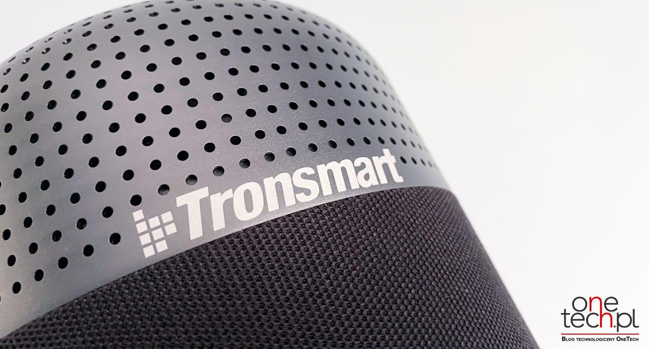 Duża moc, przestrzenny dźwięk 360°, wygląd podobny do HomePod - poznajcie Tronsmart T6 Max recenzje, polecane, ciekawostki Tronsmart T6 Max, Tronsmart, Recenzja, głośnik  T6 Max to najnowszy głośnik Bluetooth w chińskim portfolio firmy Tronsmart, będący obecnie najmocniejszym głośnikiem produkowanym przez firmę. Od kilku tygodni jesteśmy w posiadaniu urządzenia, więc przyszedł czas, aby napisać Wam kilka zdań na jego temat. trans2