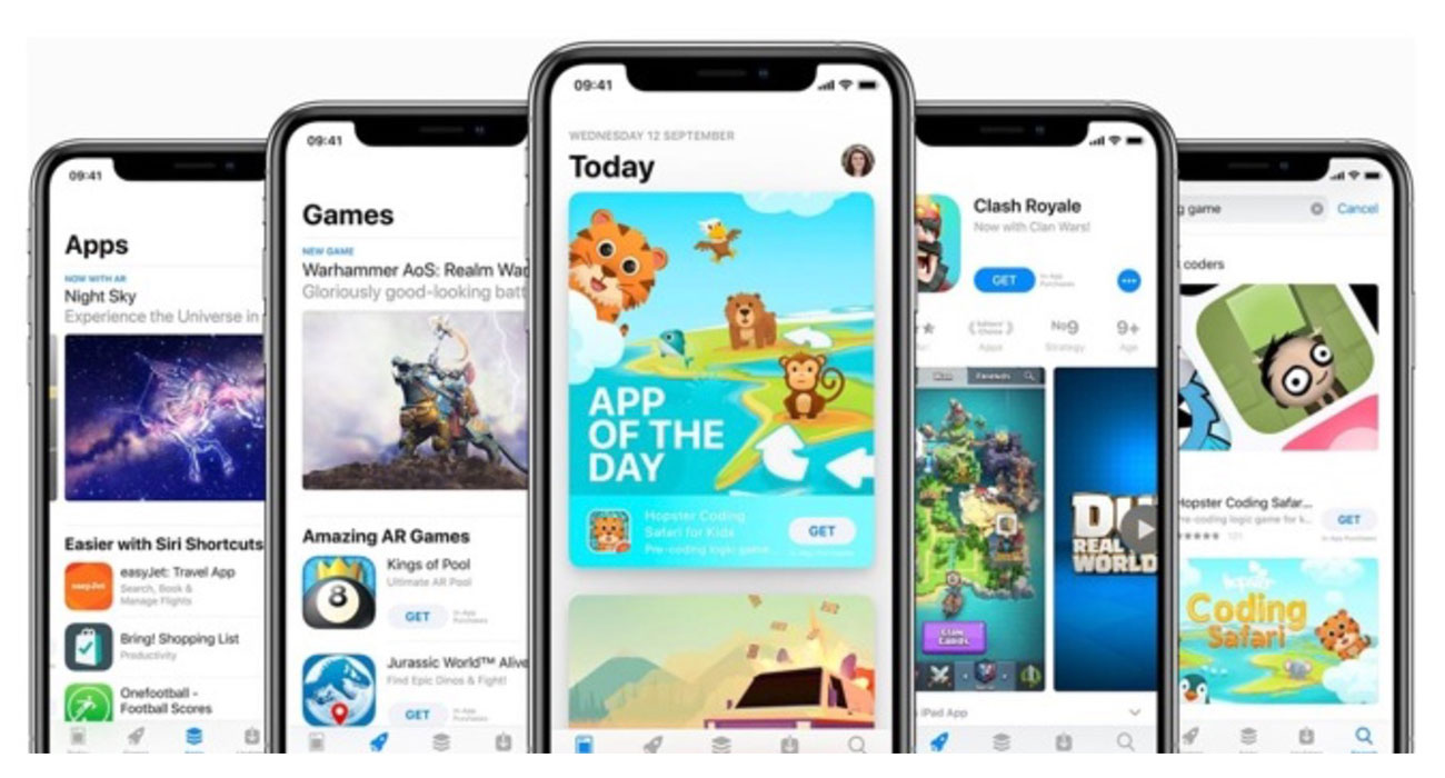 Apple będzie tracić miliardy dolarów rocznie. Dlaczego? ciekawostki epic, apple vs epic, App Store  Orzeczenie amerykańskiego sądu w sprawie Epic Games przeciwko Apple zmusi firmę do fundamentalnej zmiany modelu biznesowego App Store po raz pierwszy od 2008 roku.  AppStore