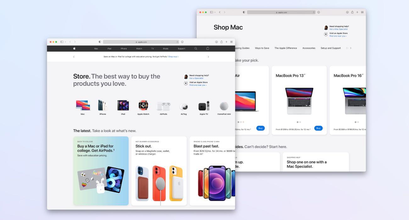 Sklep internetowy Apple ma nowy wygląd polecane, ciekawostki   Dziś w nocy firma Apple zaktualizowała projekt swojego sklepu internetowego Apple Store Online. Jak Wam się podoba? AppleStoreOnilne