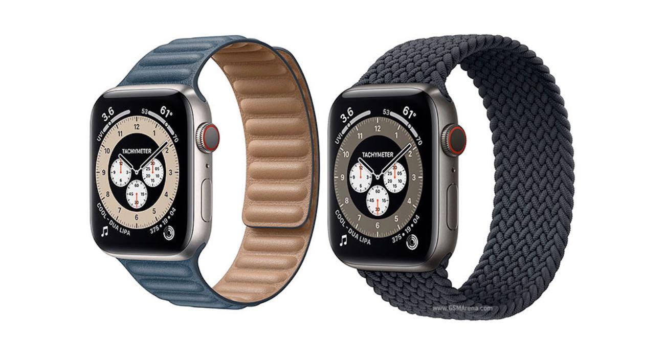 Apple przestaje sprzedawać tytanowe Apple Watch Series 6 polecane, ciekawostki Apple Watch Series 7, Apple Watch  Apple zaprzestało sprzedaży tytanowego zegarka Apple Watch Series 6 na całym świecie. Wynika to zapewne z rychłej zapowiedzi nowej serii iZegarków. AppleWatch