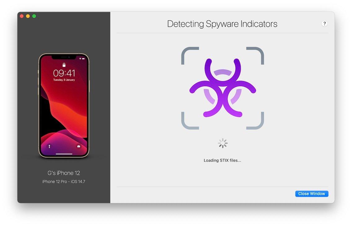 Jak wykryć Pegasusa i inne oprogramowanie szpiegujące na iPhone i iPad polecane, ciekawostki pegasus, oprogramowanie szpiegujące, jak wykryć Pegasusa na iPhone, Jak wygryć Pegasusa na iPad, darmowe narzędzie wykrywające Pegasusa  Twórcy narzędzia iMazing do przesyłania plików na urządzenia z systemem iOS dodali do swojej aplikacji darmowe narzędzie do sprawdzania iPhone i iPad pod kątem oprogramowania szpiegującego Pegasus. Pegasus iOS 1