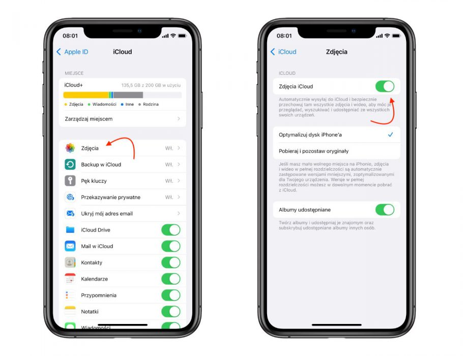 Jak uniemożliwić Apple skanowanie zdjęć na iPhone? poradniki, ciekawostki, box skanowanie zdjęć przez Apple, jak wyłączyć skanowanie zdjęć, iPhone, Apple  Jak zapewne większość z Was już wie, Apple aby chronić bezpieczeństwo dzieci zdecydowało się wprowadzić skanowanie zdjęć na naszych iPhone'ach. W tym wpisie dowiesz się jak wyłączyć i uniemożliwić firmie smakowanie zdjęć iCloud zdjecia 910x700