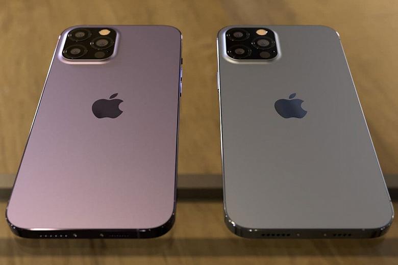 To mogą być pierwsze zdjęcia ciemnofioletowego i szarego iPhone 13 Pro polecane, ciekawostki iPhone 13 Pro, iPhone 13  W sieci pojawiły się nowe zdjęcia przedstawiające rzekomego iPhone'a 13 Pro w dwóch nowych kolorach. Jak Wam się podobają? iPhone13Pro 2