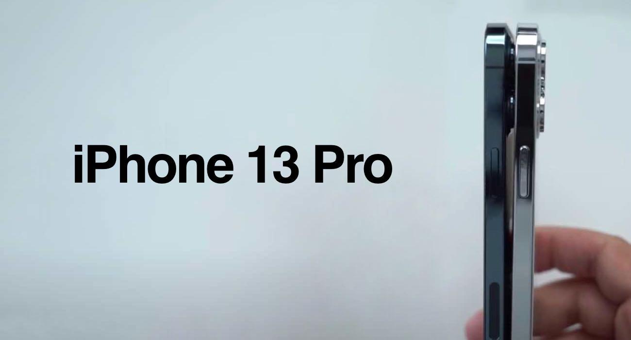 iPhone 13 Pro Rose Gold pokazany na pierwszych zdjęciach ciekawostki rozowy iphone 13, prezentacja iPhone 13, premiera iphone 13 pro, iPhone 13 rozowy, iPhone 13 rose gold, iphone 13 pro rose gold, iphone 13 pro max rose gold, iPhone 13 Pro max, iPhone 13 Pro, iphone 13 nowy kolor, iPhone 13  Do sieci trafił nowe zdjęcia, które pokazują nam i zdradzają wygląd jednego z tegorocznych smartfonów Apple - poznajcie iPhone 13 Pro w kolorze Rose Gold. iPhone13Pro 3 1