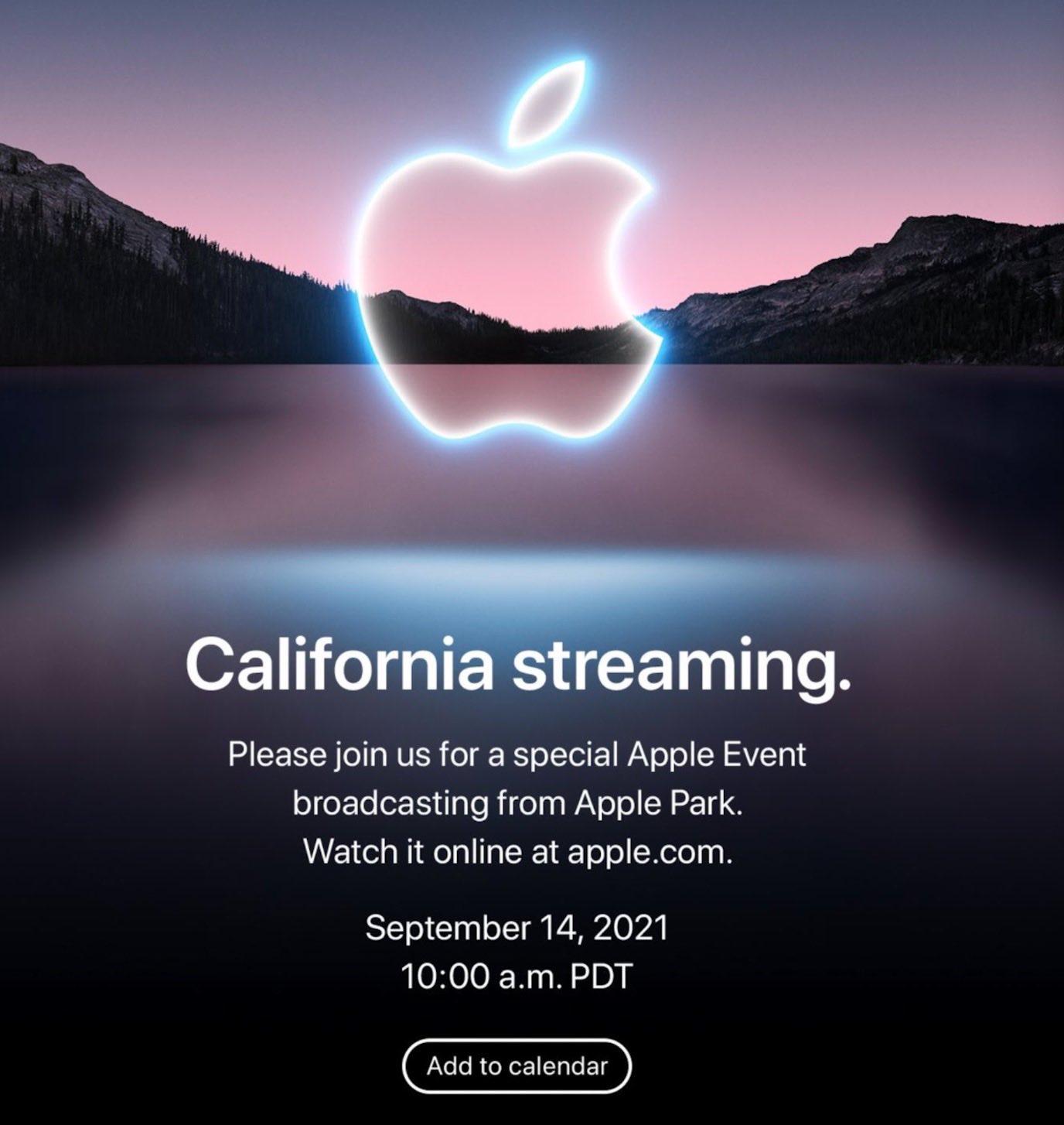 Oficjalnie: Apple zaprasza na prezentację iPhone 13 ciekawostki prezentacja iphone 13 pro, prezentacja iphone 13 mini, prezentacja iPhone 13, oficjalna data prezentacji iphone 13, oficjalna data premiery iphone 13 pro, konferencja apple z iphone 13, konferencja Apple, kiedy prezenatcja iphone 13, iphone 13 pro mini, iPhone 13 Pro max, data prezentacji iphone 13 pro, data prezentacji iphone 13, Apple  Stało się! Na ten dzień czekało wielu z Was. Apple oficjalnie podało datę prezentacji swoich nowych smartfonów. Prezentacja iPhone 13 / 13 Pro obędzie się w przyszłym tygodniu. ecent 1