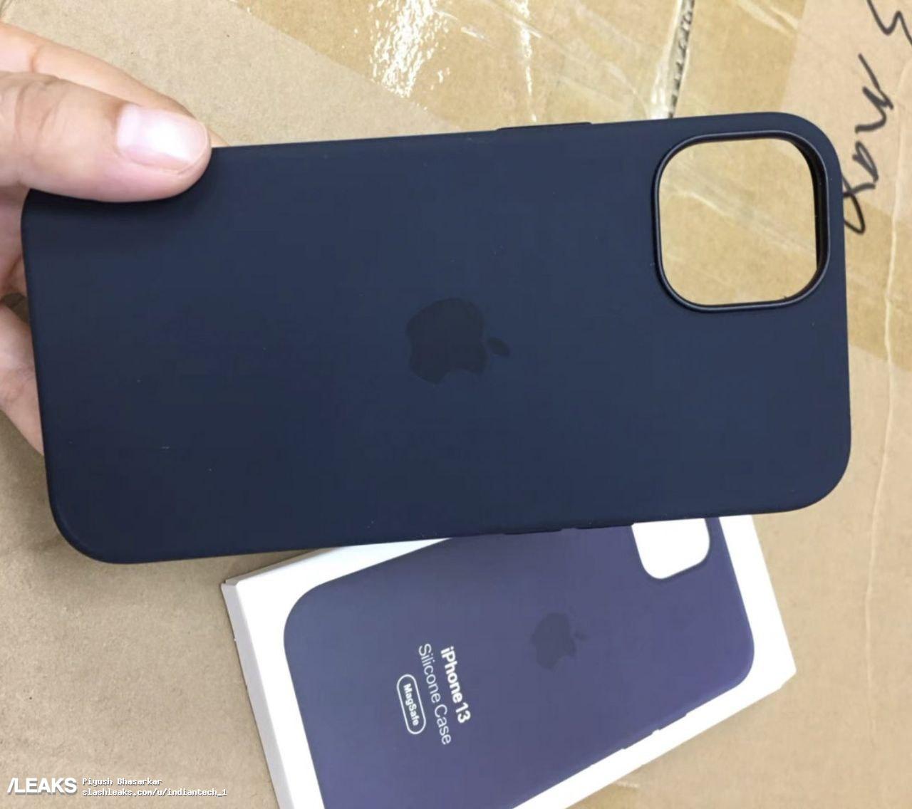 W sieci pojawiły się zdjęcia oryginalnych etui Apple do iPhone 13 ciekawostki silikonowe etui firmy apple, silikonowe etui do iphone 13, iPhone 13 Pro, iPhone 13, Apple  Serwis Slashleaks opublikował nowe zdjęcia silikonowych etui firmy Apple na smartfony z linii iPhone 13. Zobaczcie je wszystkie już teraz. iP13 etui 1