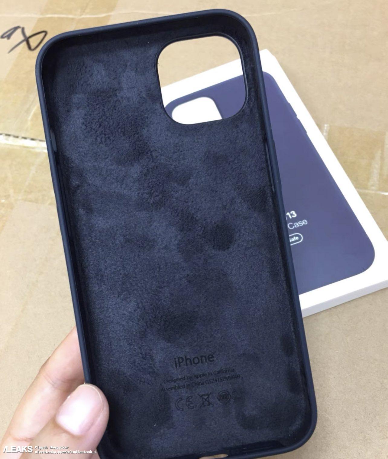 W sieci pojawiły się zdjęcia oryginalnych etui Apple do iPhone 13 ciekawostki silikonowe etui firmy apple, silikonowe etui do iphone 13, iPhone 13 Pro, iPhone 13, Apple  Serwis Slashleaks opublikował nowe zdjęcia silikonowych etui firmy Apple na smartfony z linii iPhone 13. Zobaczcie je wszystkie już teraz. iP13 etui 7