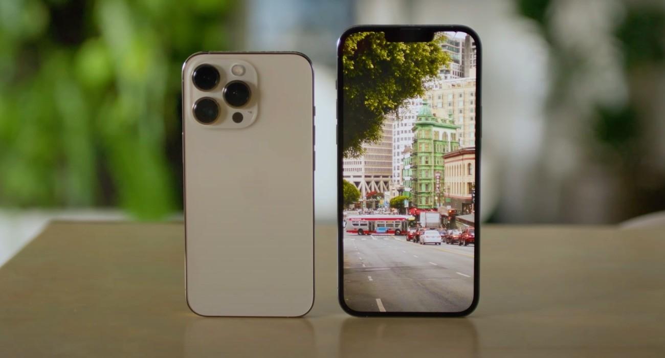iPhone'y 13 mają wadliwe ekrany? ciekawostki iPhone 13 Pro, iPhone 13, ekran nie raguje na dotyk, ekran iphone 13 pro nie reaguje na dotyk, ekran iphone 13 pro  Problemów z iPhone 13 i 13 Pro ciąg dalszy. W sieci pojawia się coraz więcej osób, które narzekają na ekrany tegorocznych smartfonów. O co dokładnie chodzi? iPhone13 9