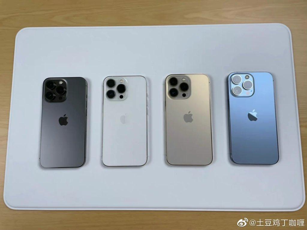 Tak w rzeczywistości wyglądają wszystkie warianty kolorystyczne iPhone'ów 13 i 13 Pro ciekawostki wszystkie kolory iphone 13 na zdjeciu, różowy iPhone 13 na zdjęciu, nowy niebieski iphone 12 pro, niebieski iphone 13 pro, kolory iphone 13 pro, kolory iphone 13, iPhone 13 Pro w kolorze błękit górski, iphone 13 na zdjeciu  W oczekiwaniu na rychły start sprzedaży nowych smartfonów Apple na chińskim portalu społecznościowym Weibo pojawiły się zdjęcia na żywo iPhone'a 13 i iPhone'a 13 we wszystkich kolorach. iPhone13Pro kolory