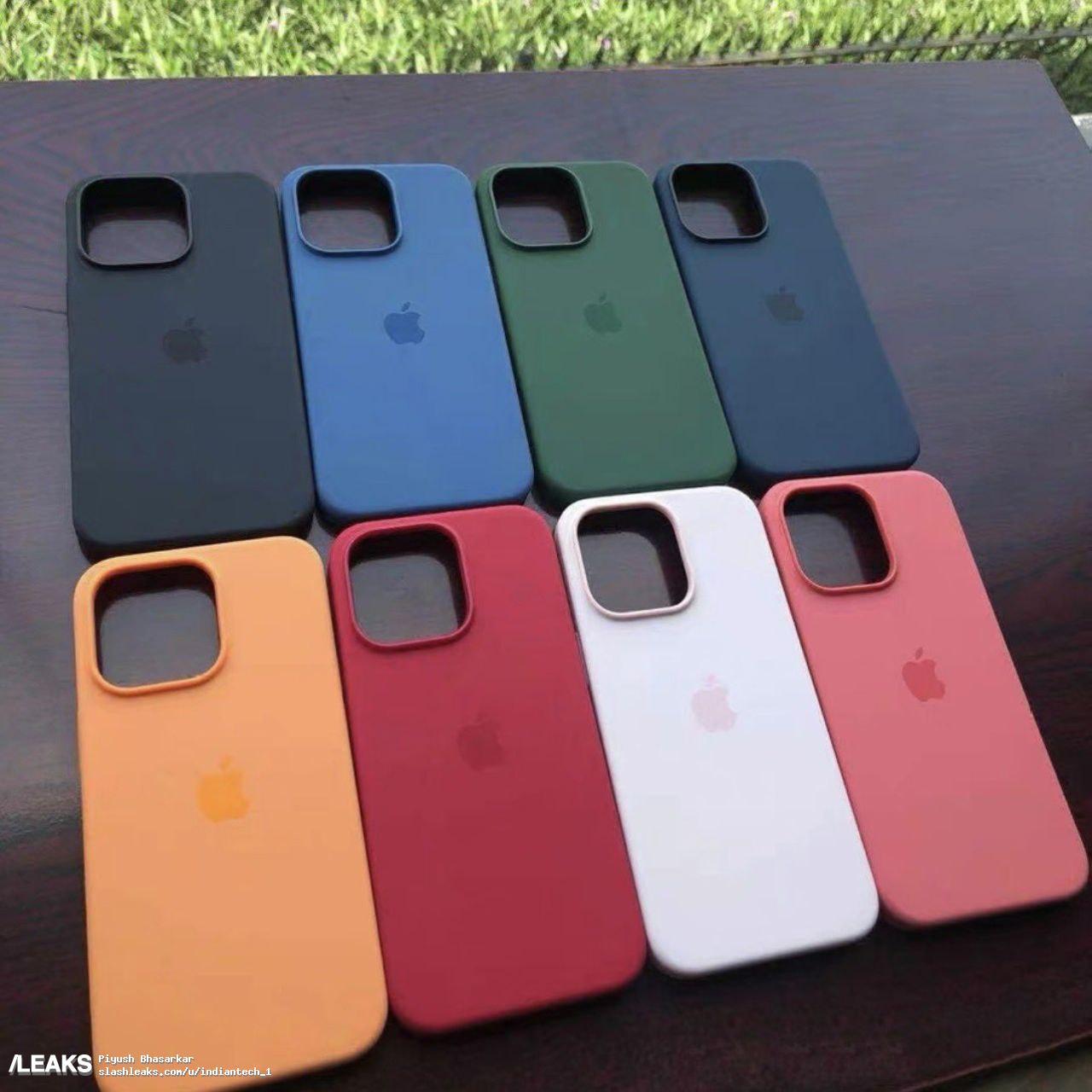 W sieci pojawiły się zdjęcia oryginalnych etui Apple do iPhone 13 ciekawostki silikonowe etui firmy apple, silikonowe etui do iphone 13, iPhone 13 Pro, iPhone 13, Apple  Serwis Slashleaks opublikował nowe zdjęcia silikonowych etui firmy Apple na smartfony z linii iPhone 13. Zobaczcie je wszystkie już teraz. iphone13 silikonowe etui