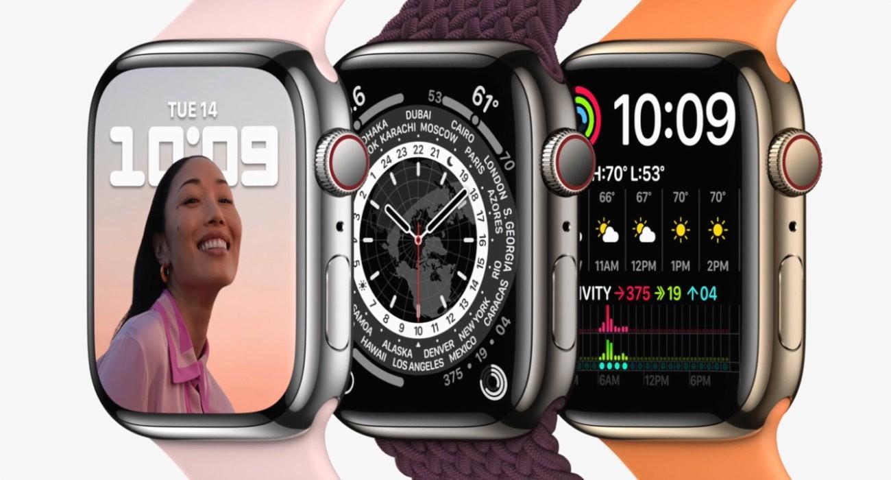 Apple Watch Series 7 – ceny w Polsce ciekawostki polskie ceny apple watch series 7, polska cena Apple Watch Series 7, ile kosztuje Apple Watch Series 7, Apple Watch Series 7  Przedsprzedaż Apple Watch Series 7 już ruszyła, więc czas sprawdzić jak wyglądają oficjalne ceny w Polsce najnowszych zegarków serii 7. AWseries7 1