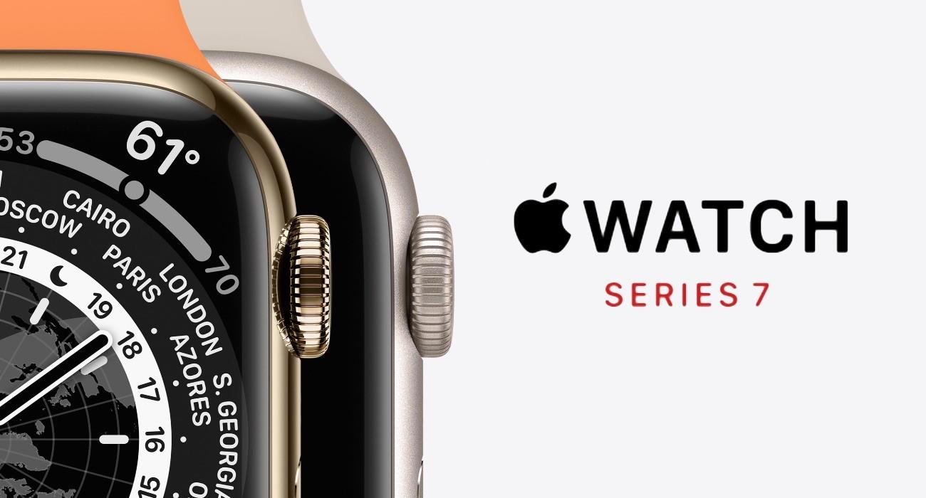 Ruszyła przedsprzedaż Apple Watch Series 7 w Polsce i na świecie ciekawostki przedsprzedaż, polska cena Apple Watch Series 7, ile kosztuje Apple Watch Series 7, cena w polsce Apple Watch Series 7, Apple Watch Series 7  Zgodnie z wcześniejszymi zapowiedziami na stronie Apple Store Online można już zamówić w przedsprzedaży najnowszy Apple Watch Series 7. Awseries7