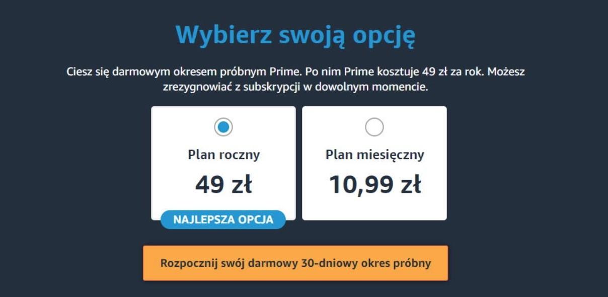 Amazon Prime już w Polsce. Cena szokuje! ciekawostki ile kosztuje amazon prime, co to jest amazon prime, cena amazon prime w polsce, amazon prime  Amazon przygotował nową, rewelacyjną ofertę dla polskich użytkowników. Usługa Amazon Prime szokuje ceną. Grzechem jest nie skorzystać z takiej oferty. amazon1