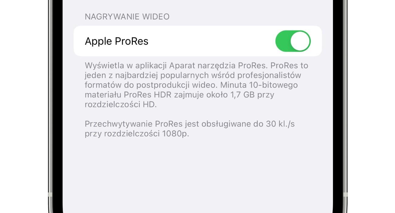 iOS 15.1 wprowadza dwie nowe funkcje aparatu ciekawostki wszystkie nowosci w ios 15.1, prores, iOS 15.1, co nowego w ios 15.1, automatyczne makro  System iOS 15.1 wprowadza dwie bardzo ważne funkcje do aplikacji aparat na iPhone. Jakie? Już wyjaśniamy. prores